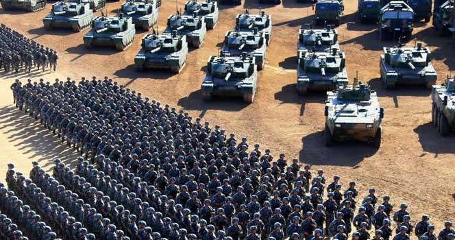 中国今年1.35万亿军费预算,这些钱将怎么花?