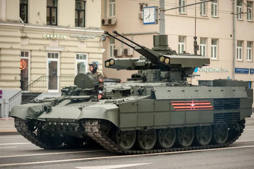 """俄罗斯正式装备BMPT""""终结者""""坦克支援车,中国版什么时候装备部队?"""