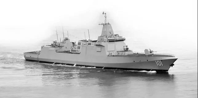 国产大驱首次护卫辽宁舰!赴台海训练的最强远海组合战力怎么样?