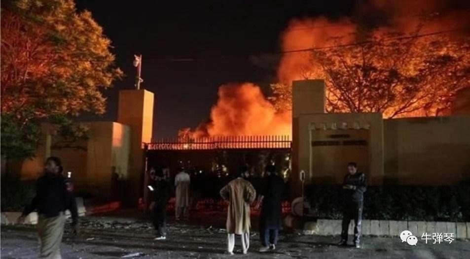 巴基斯坦恐怖袭击的背景并不简单!