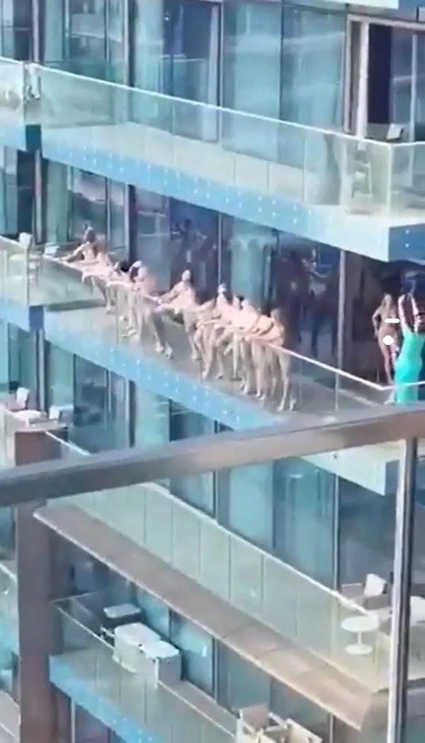 """40个乌克兰美女在迪拜阳台拍裸照,乌克兰怎么就成了""""欧洲子宫""""插图1"""