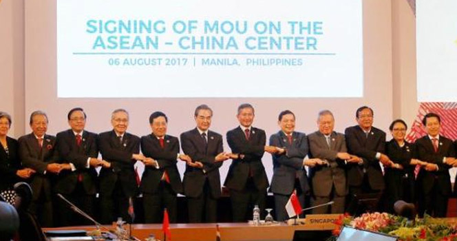 """东南亚外长扎堆访华!中国外交密集动作打破""""包围圈""""?"""