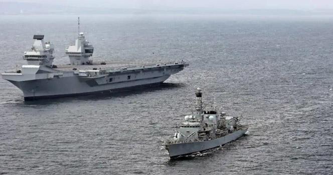 英国掏出未来10年国防战略叫板中俄 哪来的勇气?