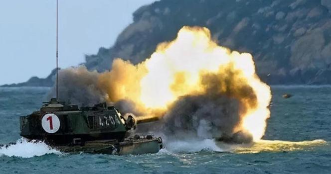 解放军三大战区海军火力全开!这个重磅新闻 传递了什么信号?