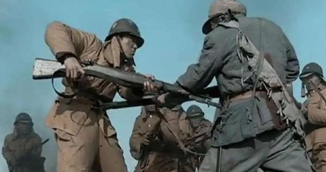 白刃格斗英雄连:干掉40多名鬼子,伙夫敲死日军小队长