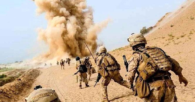 """筹划""""大国对抗""""?拜登宣布撤离阿富汗 美军高官却跟政府唱反调"""