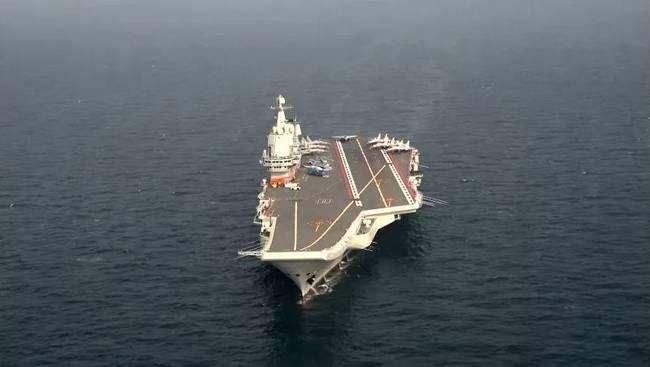 什么信号?继辽宁舰巡航台海后 山东舰再赴南海