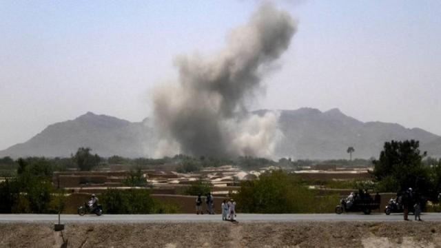 印度大坝遭到攻击,塔利班援军千里出动,印媒:不排除使用空军