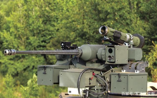攻防兼备,美军测试新一代装甲车,武器随意搭配火力强大