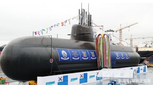 韩国常规动力弹道导弹潜艇,这些技术足以威慑朝鲜!