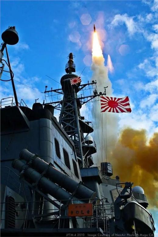 将建造2艘宙斯盾舰 开发新战斗机 日本军费预算达517亿美元