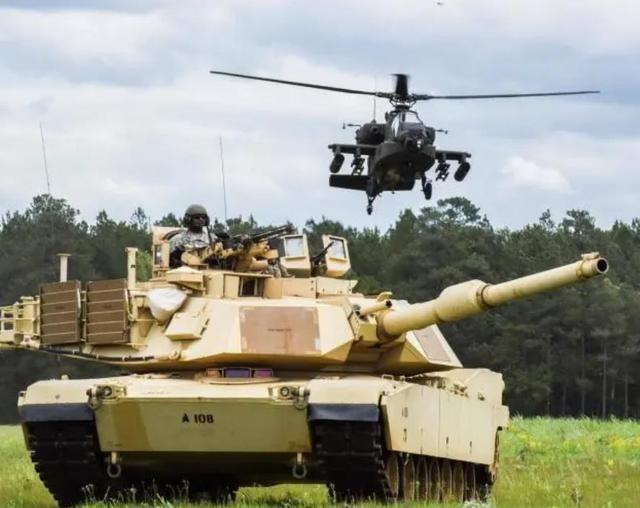 武直10树梢高度联动99A,中国陆军突击尖刀成型!不再是美军独有