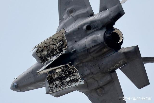 致命打击,英国F35装备新型导弹,一次携带8枚火力强