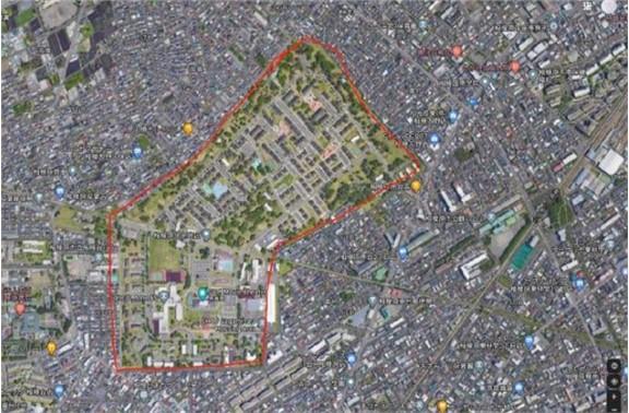 一张卫星图让日本炸锅!美军基地内外对比悬殊,菅义伟称奇耻大辱