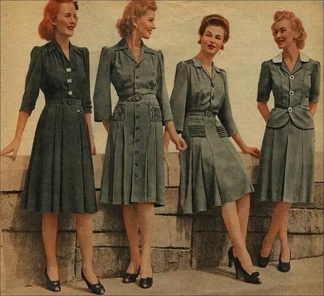 二战苏联女兵为啥不穿裤子,却穿短裙上战场?说了你可能不信