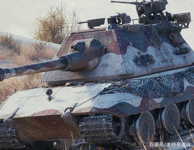 二战唯一能单挑虎式的中型坦克,因为加装装甲,导致头重脚轻