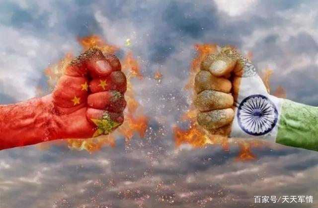 全世界都在专心看美国大戏,印军却悄悄把坦克开到中印边境实控线
