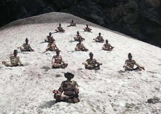 """印度的""""山地师"""":规模已居世界第一,战斗力到底如何?"""
