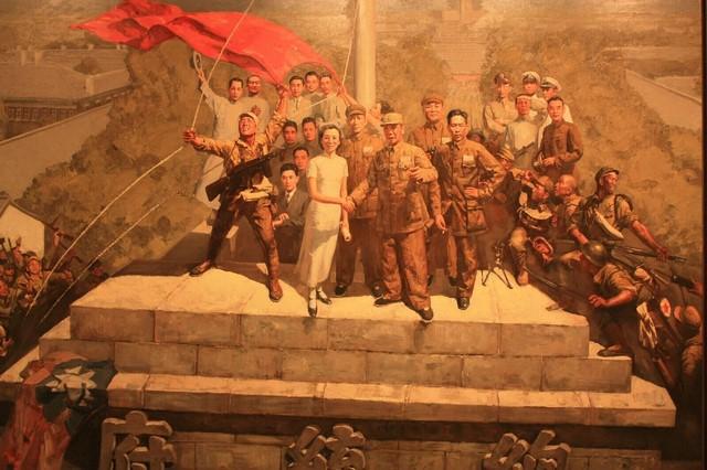 解放战争她潜伏南京3年未暴露,成功策反蒋介石御林军!