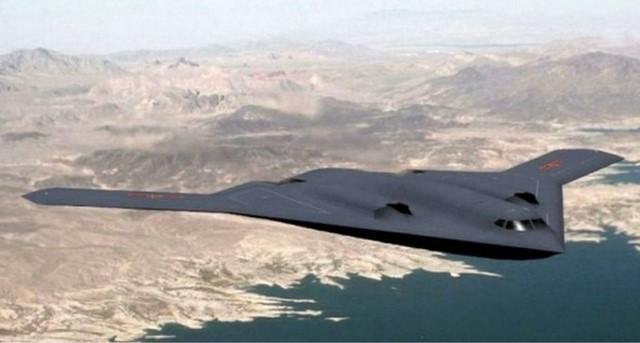 轰-20可携45吨导弹轰炸北美?保航程但减少载弹 携12枚长剑-30