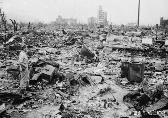 原子弹爆炸百年不能住人,被轰炸过的广岛长崎,为何如今能住满人