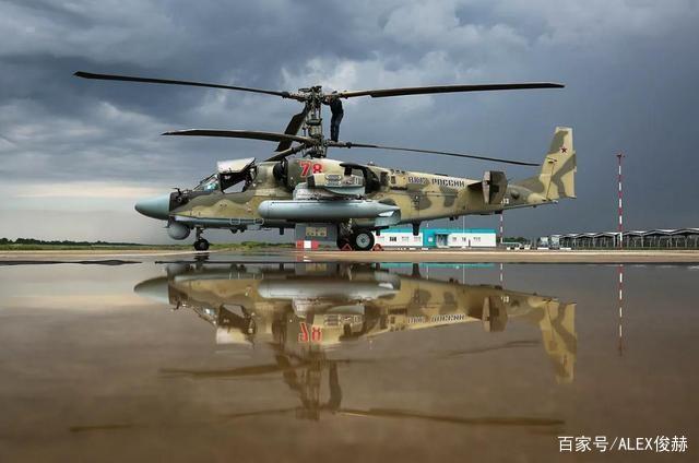 """俄罗斯新装备:配AESA的卡-52M,核动力的大杀器""""波塞冬"""""""