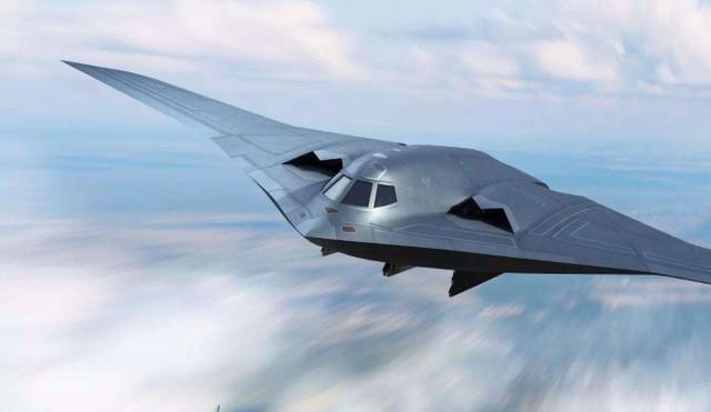 轰-20相关细节透露:装置四台WS10A航发,这点已超美国B2