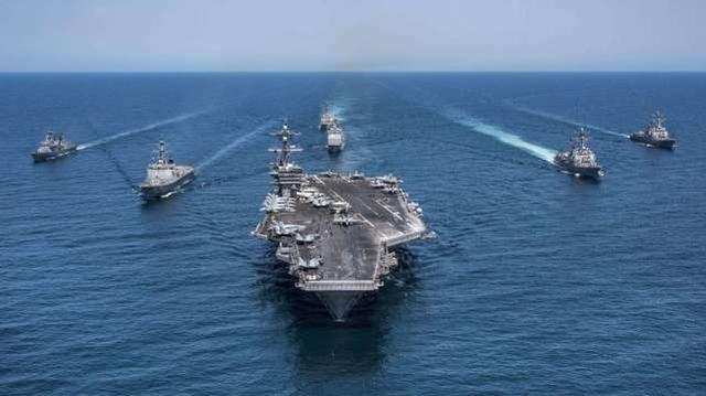 如果核航母被击沉,美国将会遭受怎样的打击?不反击也是世界灾难