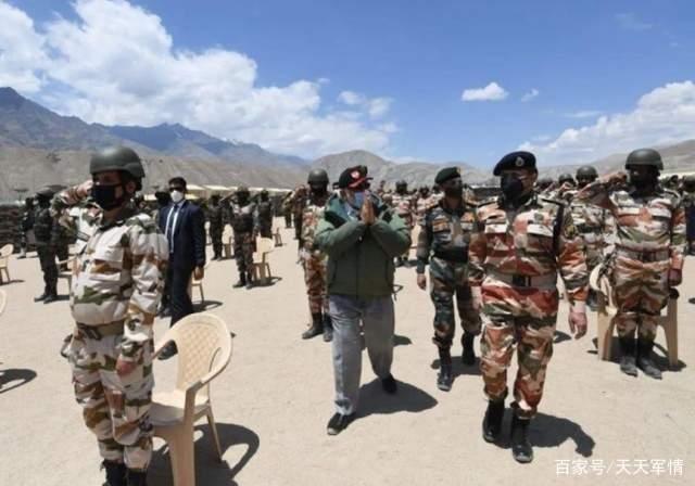 没诚意就别谈!印政府竟批准在我藏南地区设立18条边境巡逻路线
