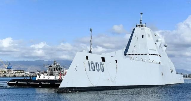 全球第一战舰将配超级武器!激光和高超音速导弹上舰 称霸海洋