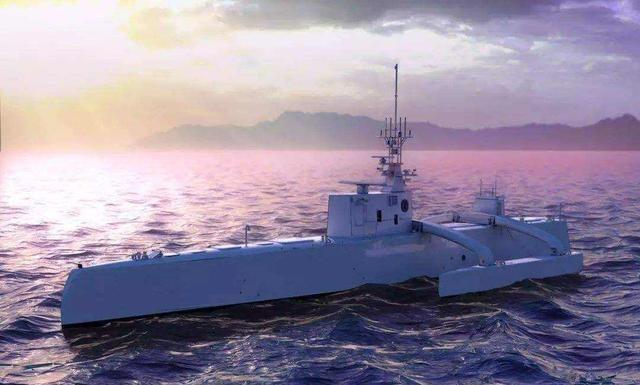 美军大量采购无人舰艇,准备打造炮灰舰队,能增强战争承受能力