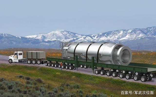 剽窃苏联创意?美国欲研发移动式核反应堆,专为未来武器准备