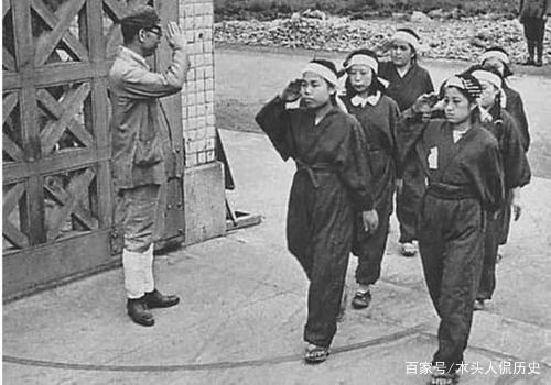 日本女兵成为俘虏 苏联这种方法让她们苦不堪言插图1