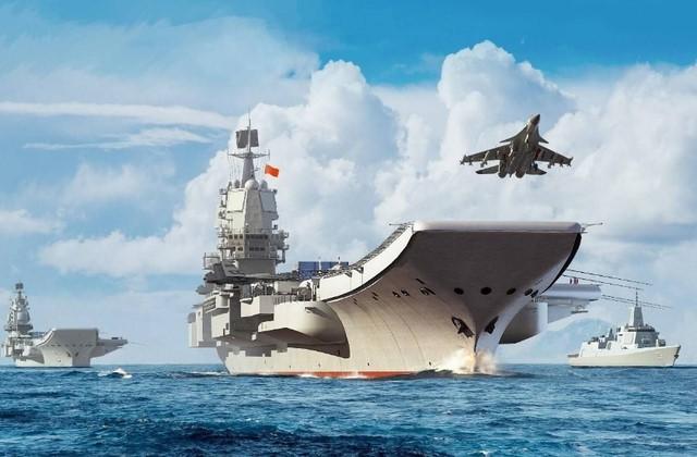 北京小伙在美军航母服役4年 见到辽宁舰后一番话令人热血