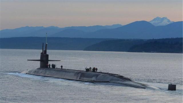 288枚核弹暗藏于海底!随时可以全球打击张召忠发出警告
