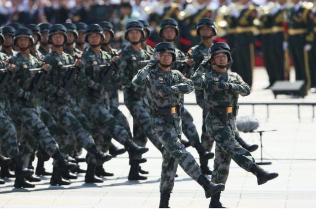 谁在穷兵黩武?2020年军费出炉:世界前五只有中国降了