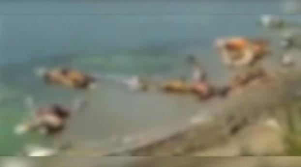 印度再次上演人间惨剧!恒河出现大量浮尸,所有人担心的事发生