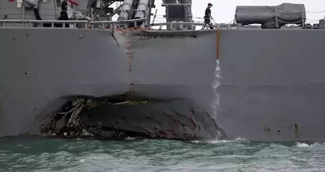 中国近海发生事故,17名美海军全部阵亡,日本:赔偿20亿