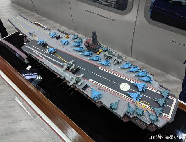 山东舰让俄罗斯着急了?普京下令:造3艘航母!美怀疑技术哪来?