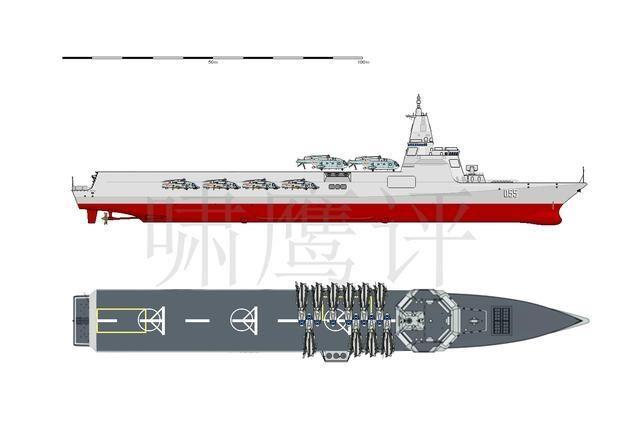 架空:专注反潜战,南海黑鱼捕捞专业户,055Q型直升机驱逐舰