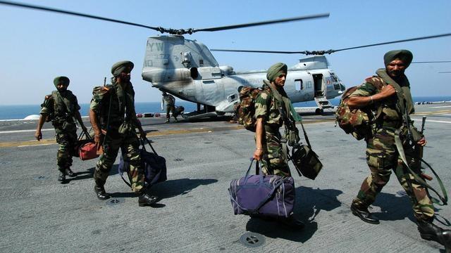 瑞典公布全球军事强国榜单,印度痛失第四宝座,被日本后来居上?